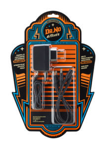 DRNO Powersupply front view
