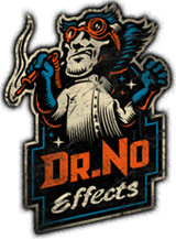 Dr. No effects webshop