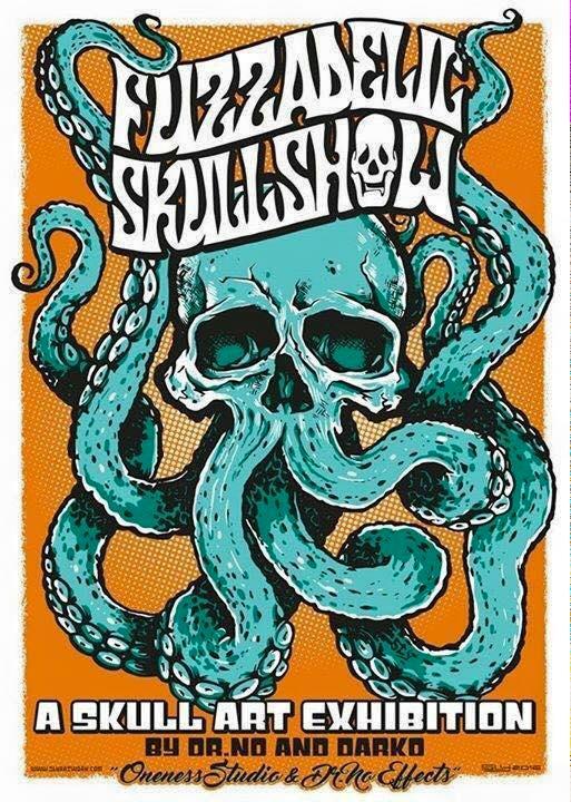 Fuzzadelic Poster