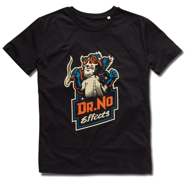 Dr.No Effects T-shirt
