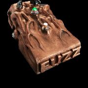 Dr.No Effects SkullFuzz Copper Edition backside