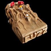 Dr.No Effects SkullFuzz Gold Edition backside