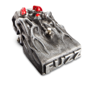 Dr.No Effects SkullFuzz Silver Edition backside