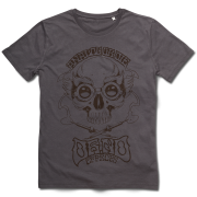 Analog or Die Dust Grey T-shirt