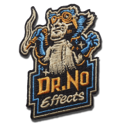 DrNo-effects-logo-patch